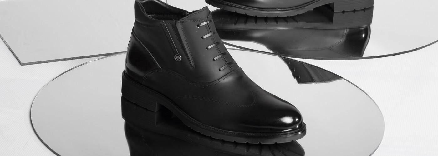 Мужские Ботинки в Ташкенте, в Узбекистане - Онлайн-магазин Basconi